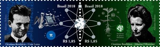 Selo Cientistas Brasileiros new